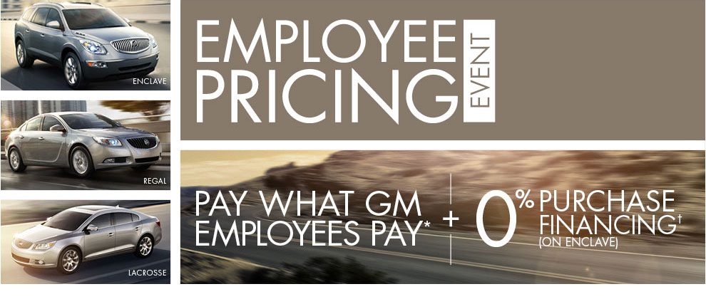 Is Gm Employee Pricing For Real Get The Facts On The Gm Employee