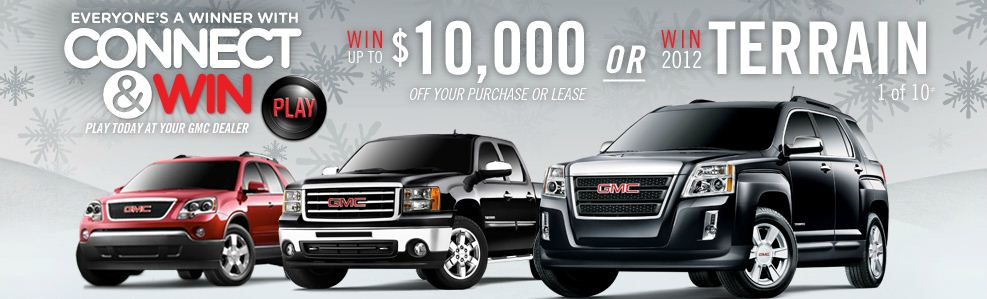 Gm car giveaway sweepstakes