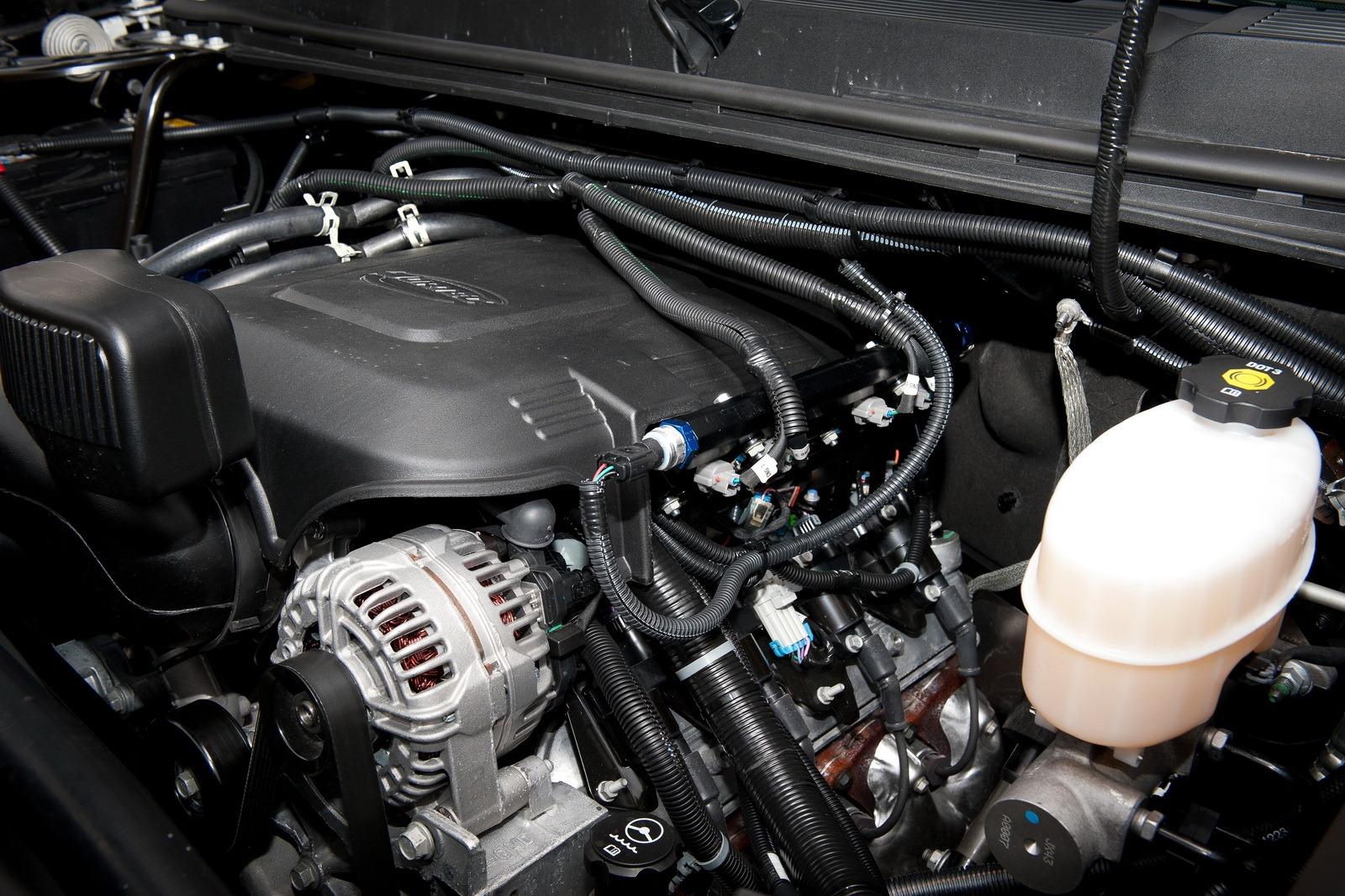 2013 Gmc Sierra Engine Specs