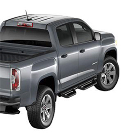 2015 GMC Canyon Assist Steps 1